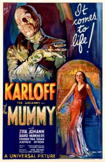 The Mummy 1932 Cover