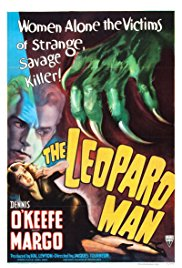 The Leopard Man 1943 Cover