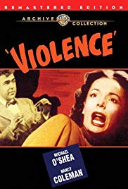 Violence 1947 Cover