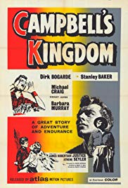 Campbell's Kingdom 1957 Cover