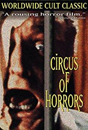 Circus of Horrors 1960 Cover
