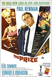 The Prize 1963 Cover