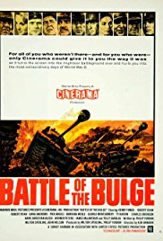 Battle of the Bulge 1965 Cover