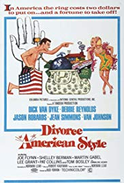 Divorce American Style 1967 Cover
