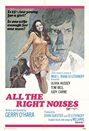 All the Right Noises 1971 Cover