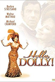 Hello, Dolly! 1969 Cover