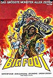 Bigfoot 1970 Cover