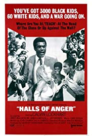 Halls of Anger 1970 Cover