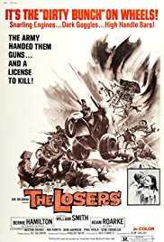The Losers 1970 Cover
