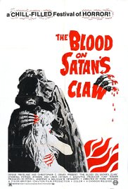 The Blood on Satan's Claw 1971 Cover
