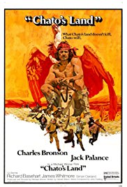 Chato's Land 1972 Cover