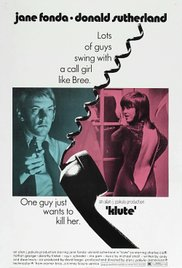 Klute 1971 Cover