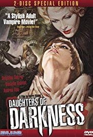 Daughters of Darkness 1971 Cover