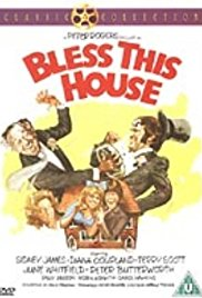 Bless This House 1972 Cover