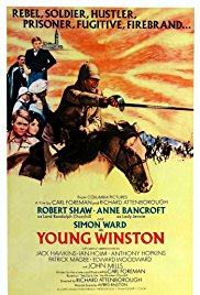 Young Winston 1972 Cover