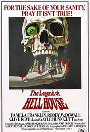 The Legend of Hell House 1973 Cover