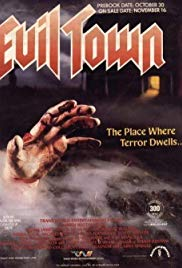 Evil Town 1977 Cover