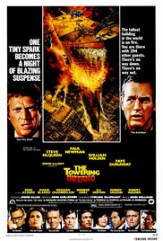 The Towering Inferno 1974 Cover