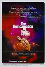 The Reincarnation of Peter Proud 1975 Cover