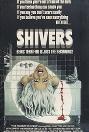 Shivers 1975 Cover