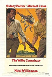 The Wilby Conspiracy 1975 Cover
