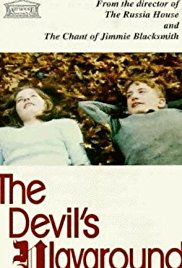The Devil's Playground 1976 Cover