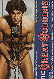 The Great Houdini 1976 Cover
