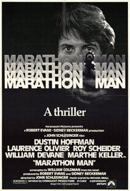 Marathon Man 1976 Cover