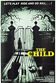 The Child 1977 Cover