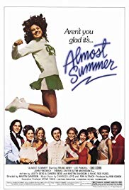 Almost Summer 1978 Cover
