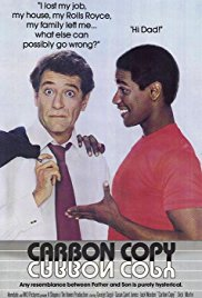 Carbon Copy 1981 Cover