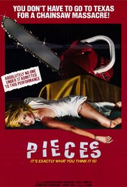 Pieces 1982 Cover