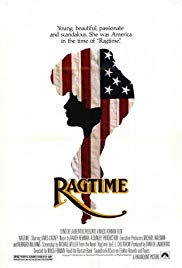 Ragtime 1981 Cover