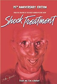 Shock Treatment 1981 Cover