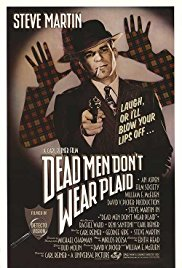 Dead Men Don't Wear Plaid 1982 Cover