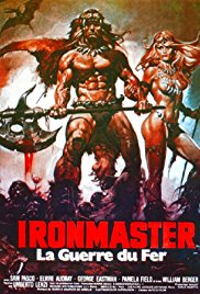 Ironmaster 1983 Cover
