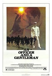 An Officer and a Gentleman 1982 Cover