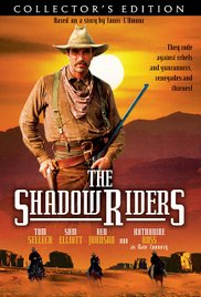The Shadow Riders 1982 Cover