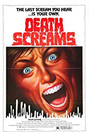 Death Screams 1982 Cover