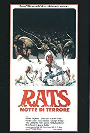 Rats: Night of Terror 1984 Cover