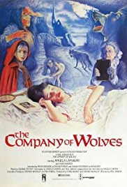 The Company of Wolves 1984 Cover