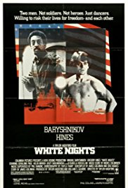 White Nights 1985 Cover