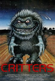 Critters 1986 Cover