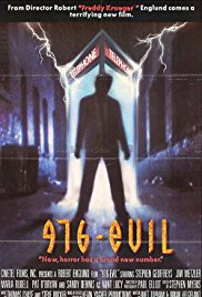 976-EVIL 1988 Cover