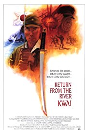 Return from the River Kwai 1989 Cover