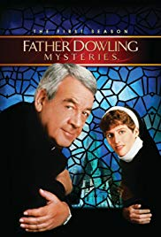 Father Dowling Mysteries 1989 Cover