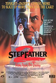 Stepfather II 1989 Cover