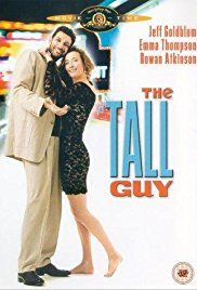 The Tall Guy 1989 Cover