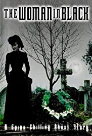 The Woman in Black 1989 Cover