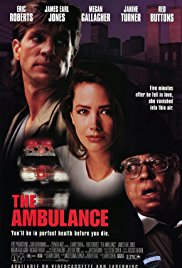 The Ambulance 1990 Cover